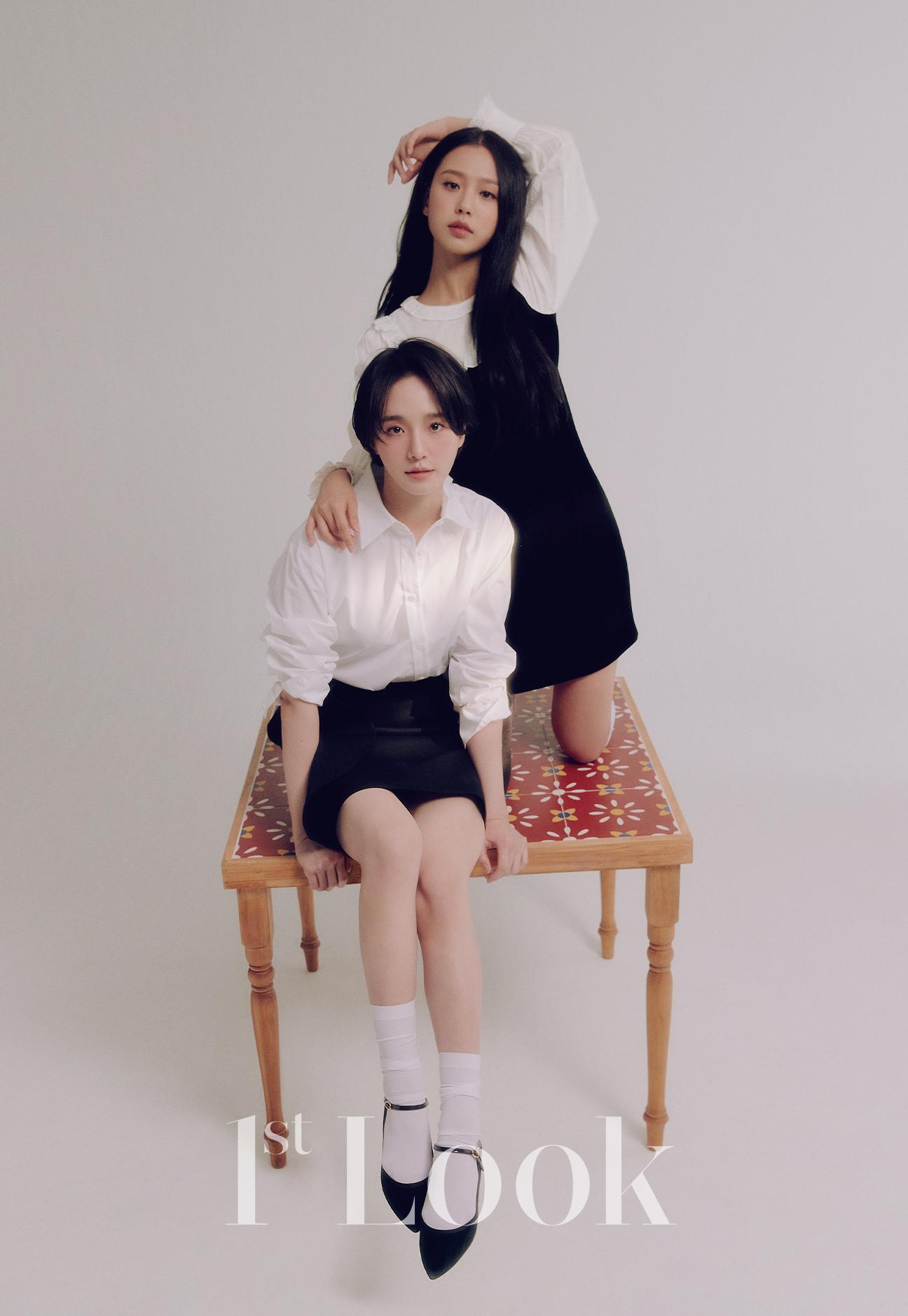 '스위트홈' 박규영x고민시, 사랑스러움 가득 워맨스 화보 공개